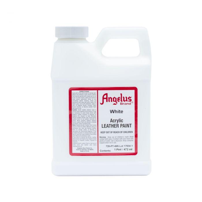 Angelus Leather Paint White