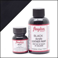 Angelus Leather Paint Black