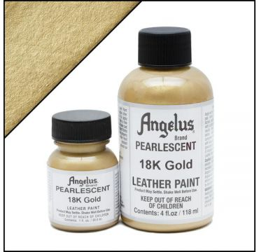 Angelus Pearlescent 18K Gold