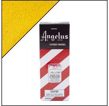 Angelus Suede Dye Yellow 3oz