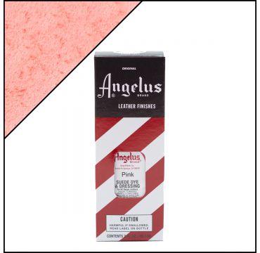 Angelus Suede Dye Pink 3oz
