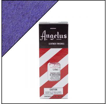 Angelus Suede Dye Lilac 3oz