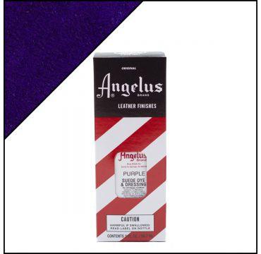 Angelus Suede Dye Purple 3oz