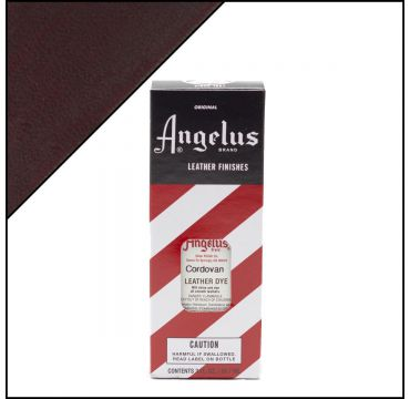Angelus Leather Dye Cordovan 3oz