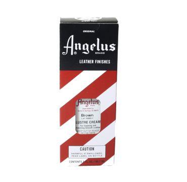 Angelus Lustre Cream Brown 3oz
