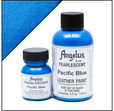Angelus Pearlescent Pazifik Blue