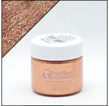Angelus Glitterlites Penny Copper 1oz