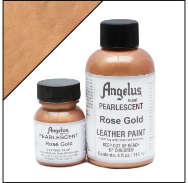 Angelus Pearlescent Rosé Gold
