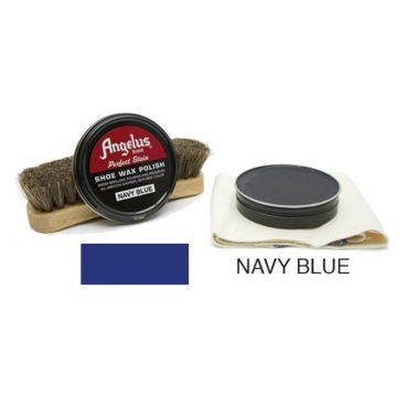 Angelus Shoe Wax Polish Navy Blue