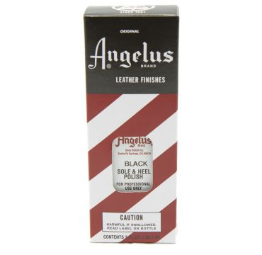 Angelus Heel and Sole Polish Brown